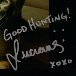 Luciana's trademark signature