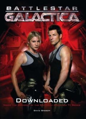 David Bassom's Battlestar Galactica: Downloaded
