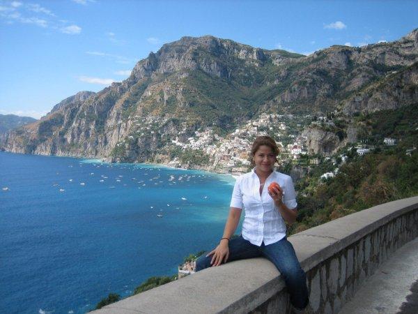Luciana in Italy