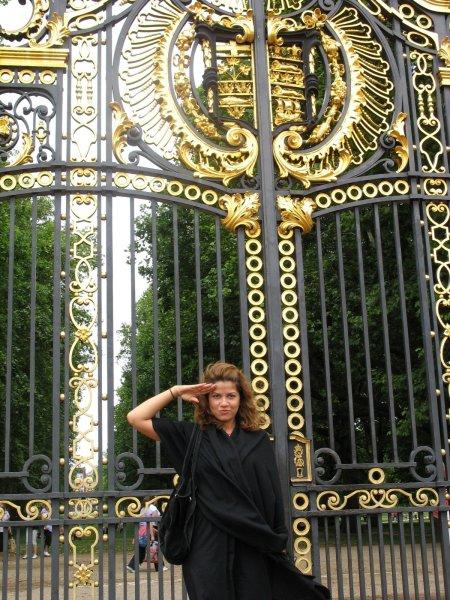 Luciana in London