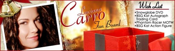 Luciana Carro Fanboard
