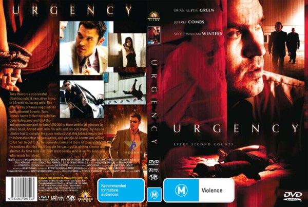Urgency (Australian DVD)