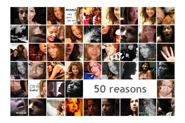 Fifty reasons (by Pedda)