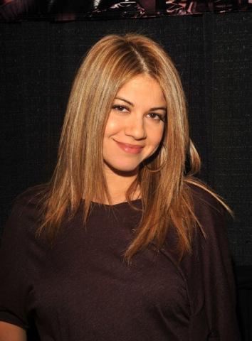 Luciana at Big Apple Comic Con