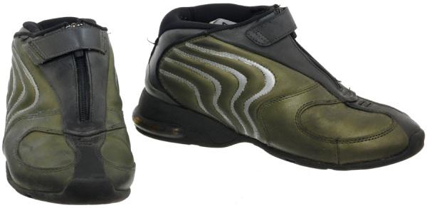 """Louanne """"Kat"""" Katraine's Viper flight suit shoes, worn by Luciana Carro"""