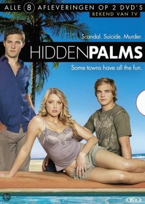 Hidden Palms (RC2 DVD, Netherlands)