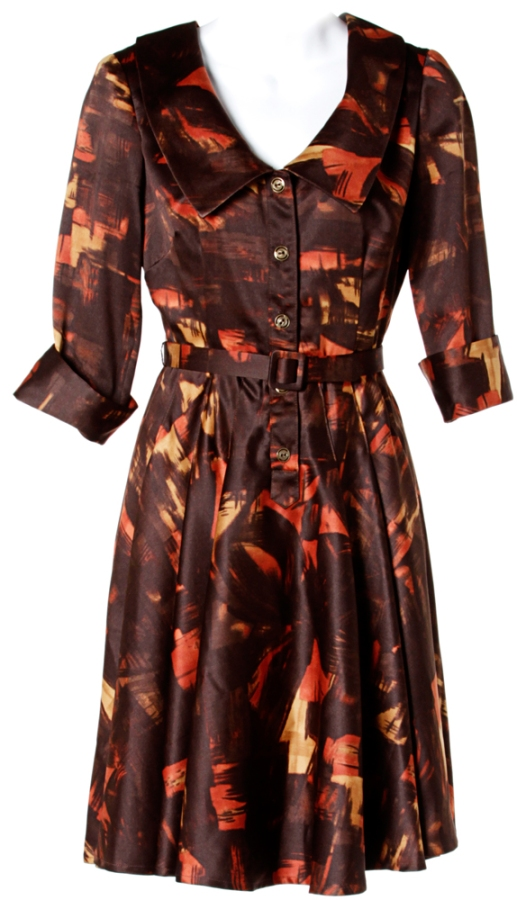 """Dress worn by Luciana Carro as Priyah Magnus in """"There Is Another Sky"""""""