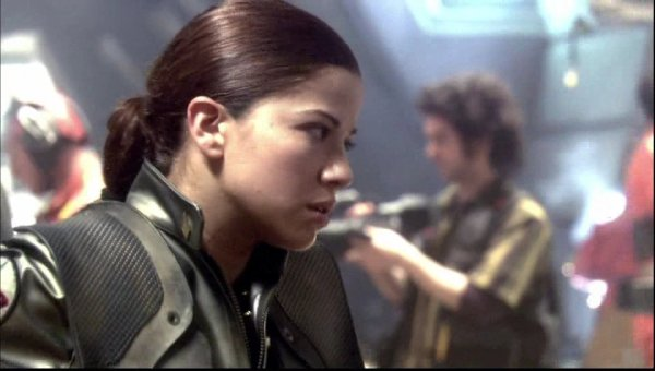 Luciana in the BSG episode Final Cut