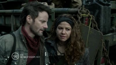 Luciana as Crazy Lee in Season 2 of Falling Skies