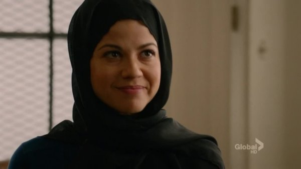 Luciana as Gloria Seggara in NCIS: Los Angeles